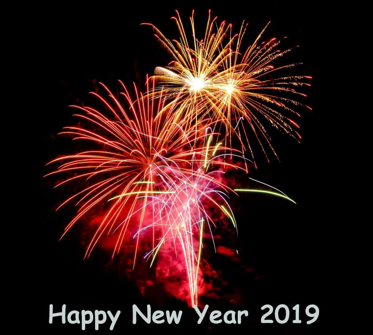 Happy New Year 2019 - Jaipur stuff and news