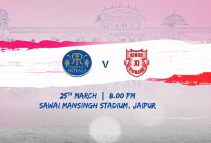 IPL 2019 Jaipur