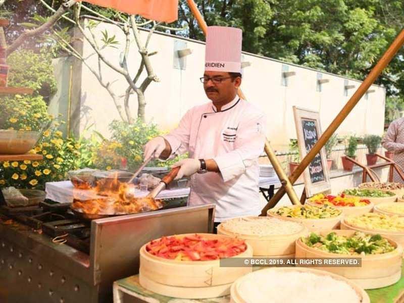 Jaipurites bond over food, art and music