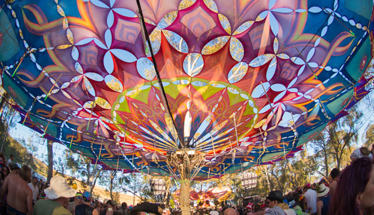 Rainbow Dreams Trident Festival