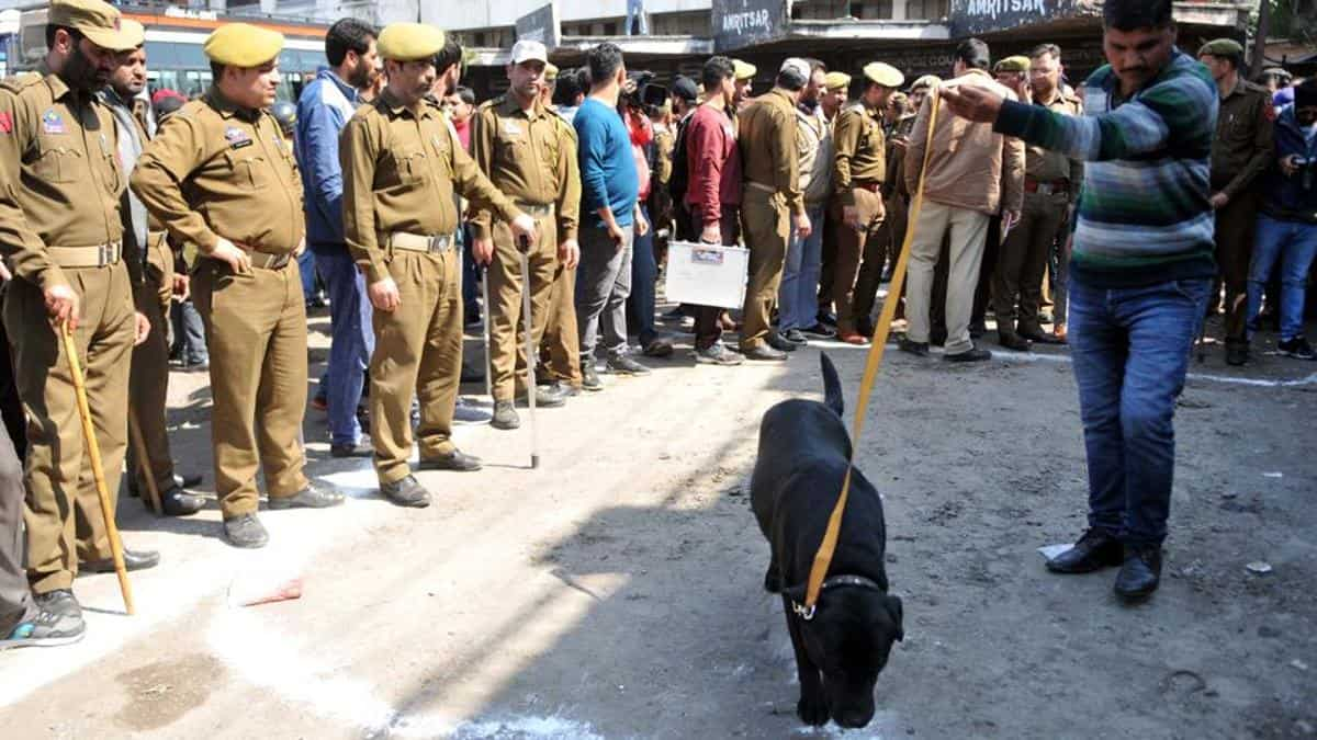 Jammu bus blast