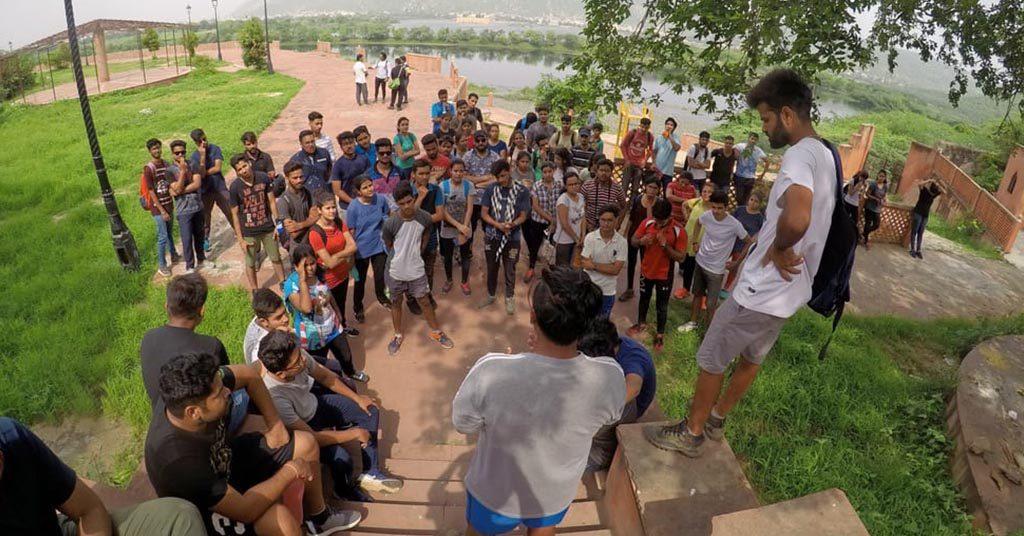 Trekking In Jaipur