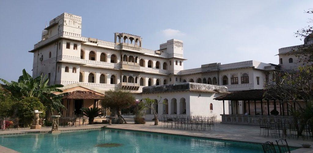 Castle Bijaipur Bijaipur