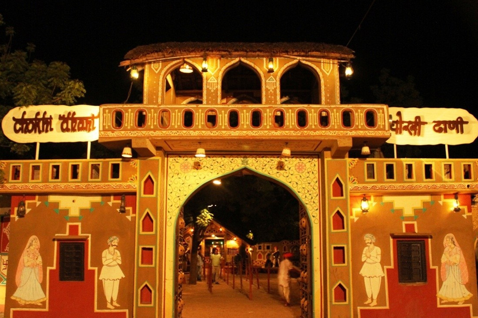 fun places in jaipur