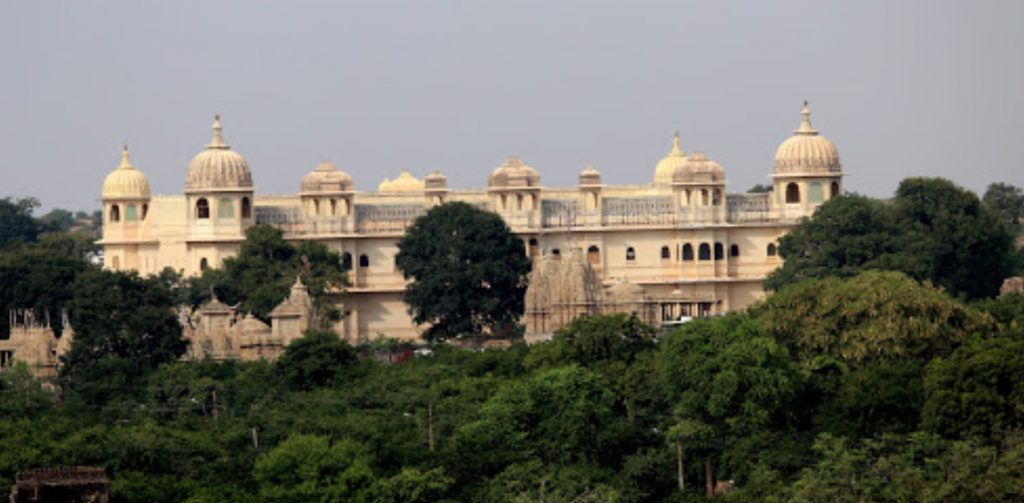Fateh Prakash Palace Chittorgarh