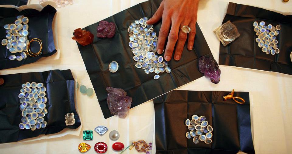 Gemstones in Jaipur
