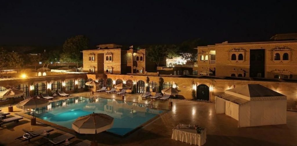 Gorbandh Palace Jaisalmer