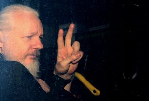 Julian Assange, Wikileaks founder caught in London