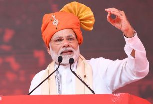 PM Modi to address a public rally in Jaipur on May 1