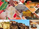Palaces and forts in Rajasthan