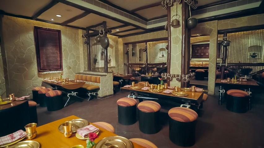 Peshawari Restaurant In Jaipur