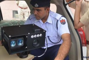 Police uniforms and vehicles to be equipped with cameras