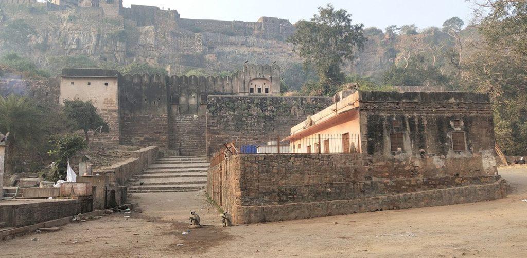 Ranthambore Fort Sawai Madhopur