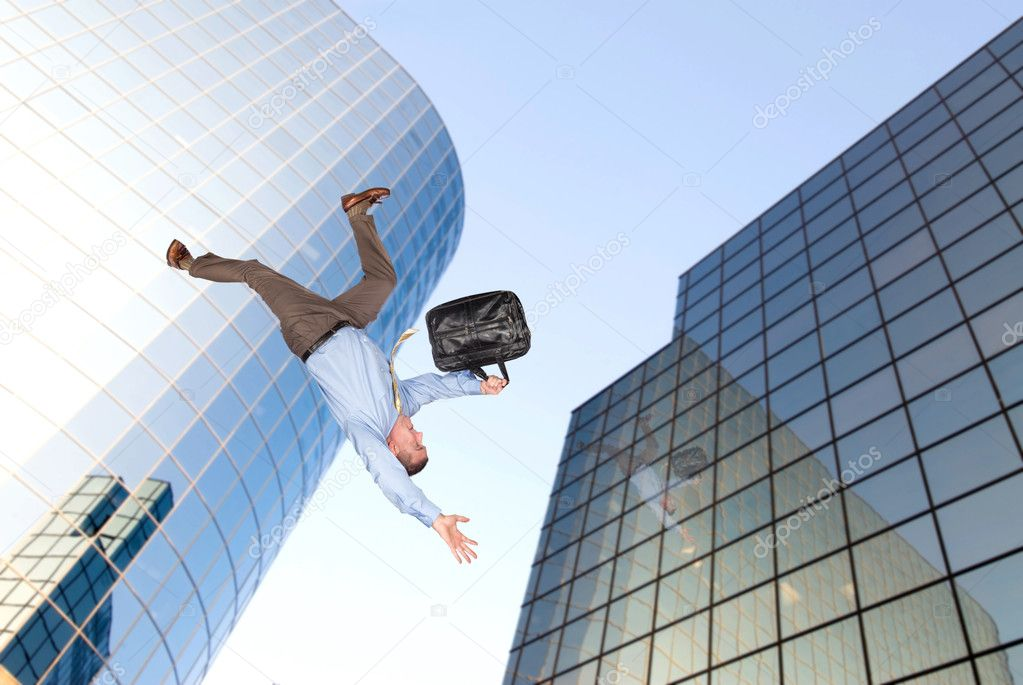 Suicide - Man jumps from Triton Mall, Jaipur