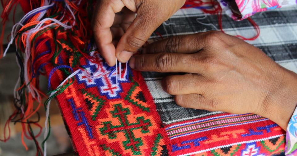 Village Textile Factory