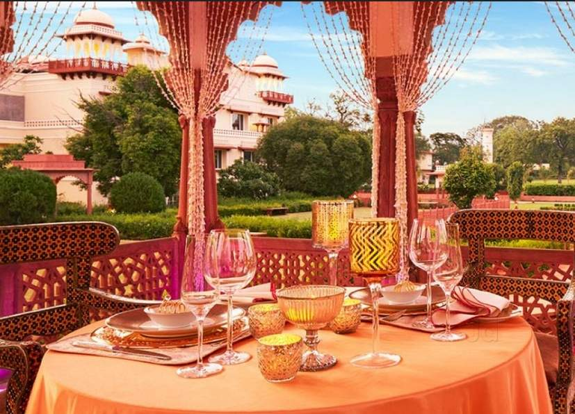 Jai Mahal Palace is one such fantastic restaurant