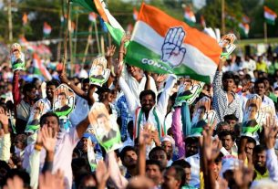 Congress announced candidates for Urban seats