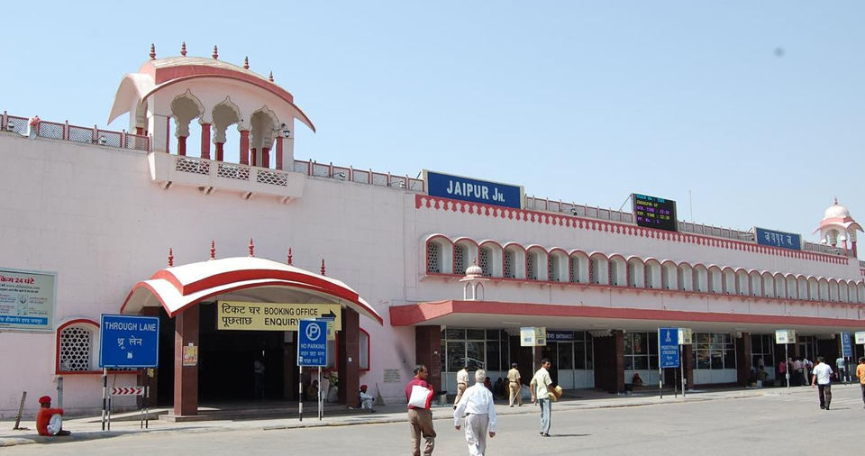 Jaipur to Delhi via Ringas