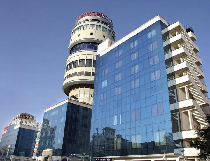 Revolving Restaurant at Jaipur