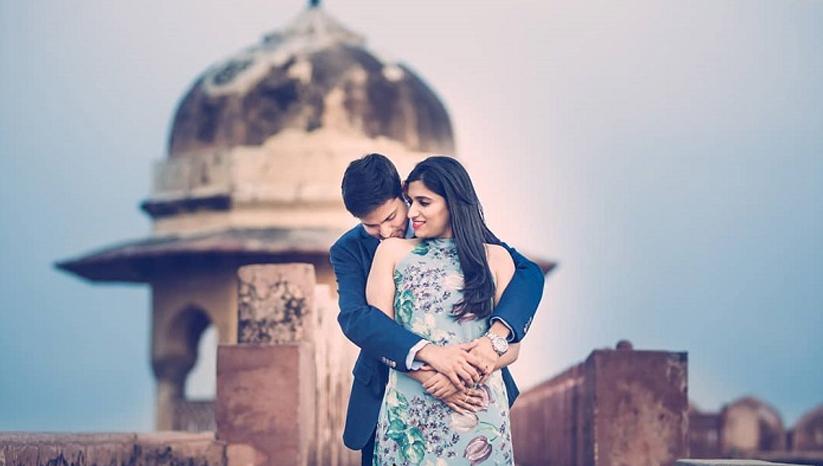 Best destination for pre-wedding shoot destination in Jaipur