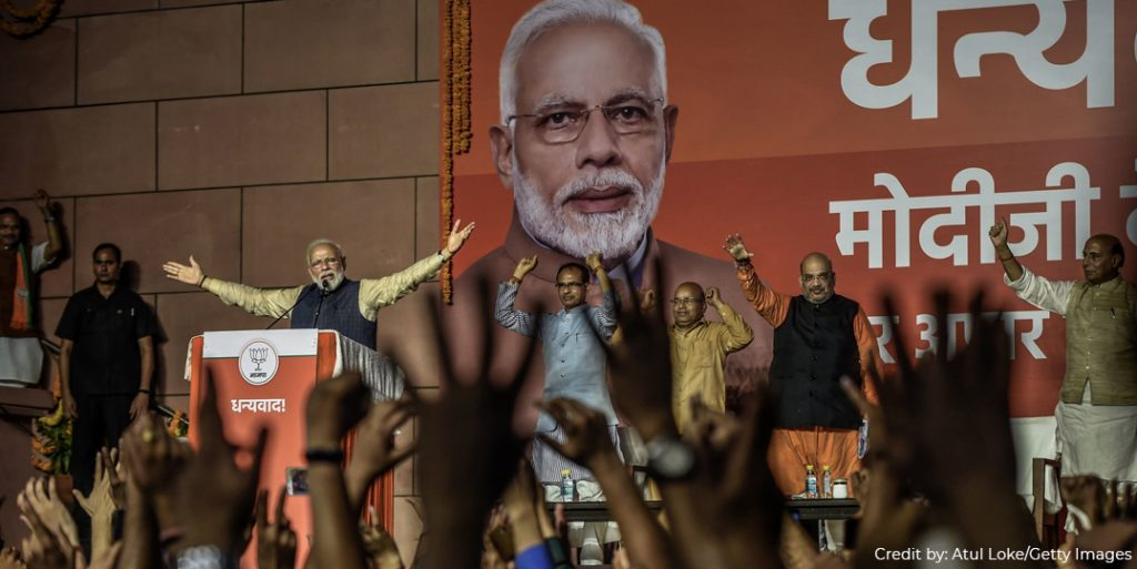The Hindu right is ascendant