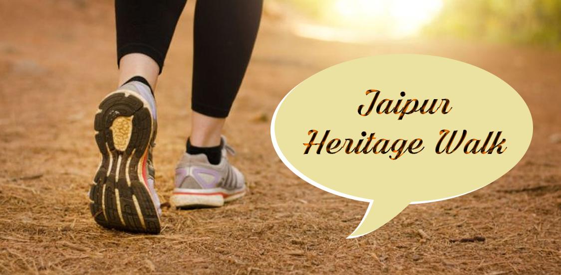 Jaipur heritage walk