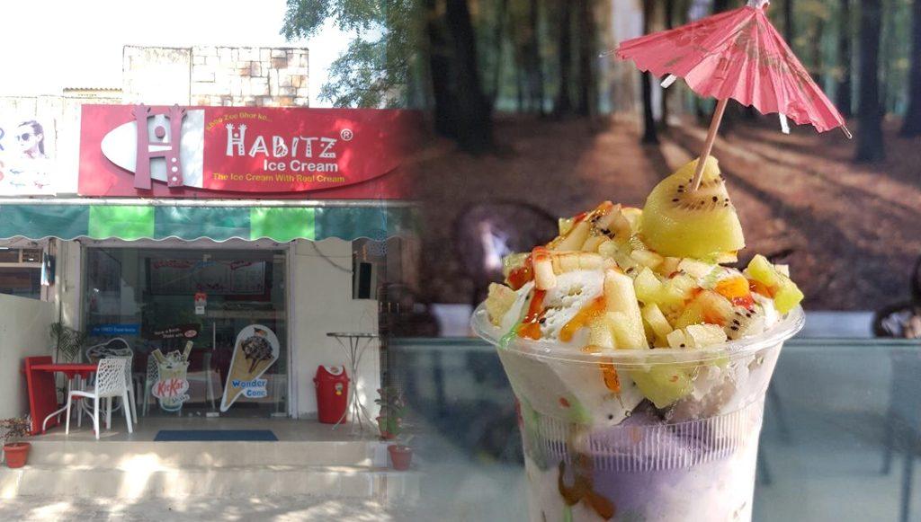 habitz ice cream