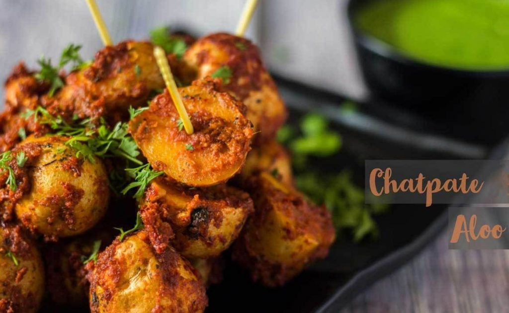 Chatpate chaats