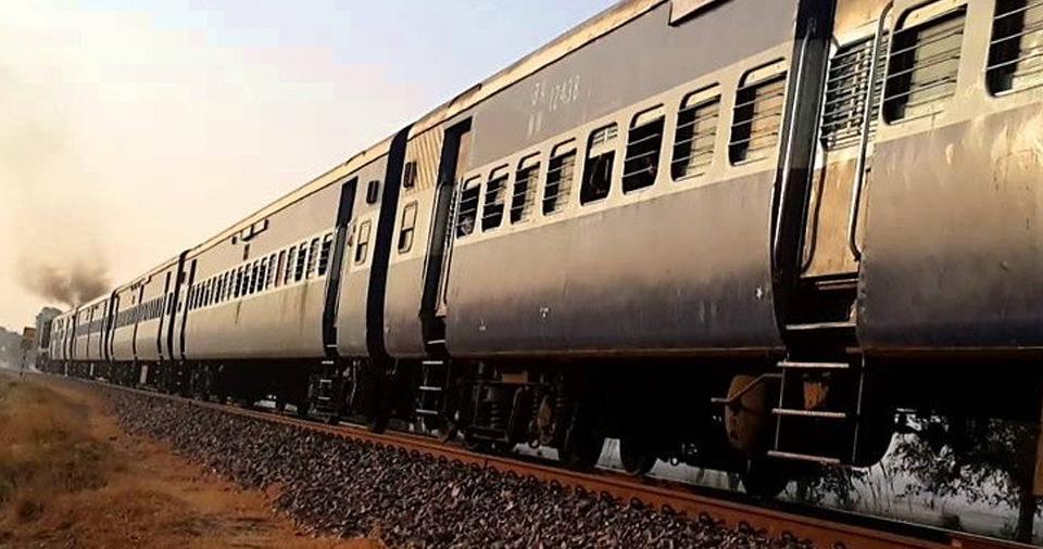 Jaipur Hisar train