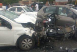Jaipur car accident