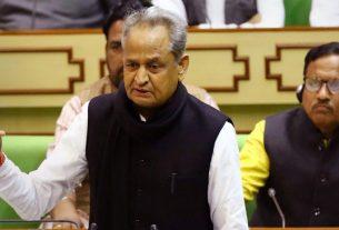Rajasthan Budget 2019