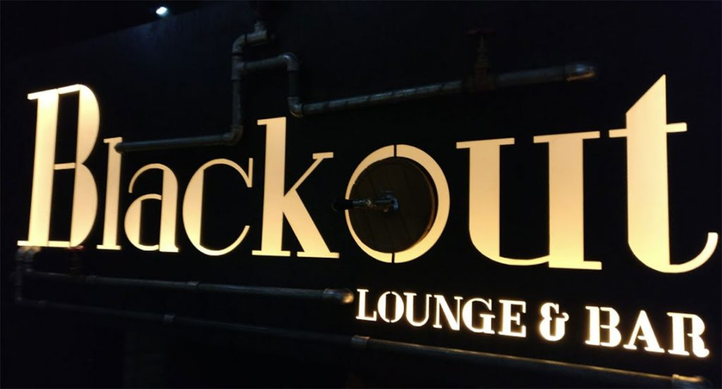 Blackout the best discs and bars in Jaipur
