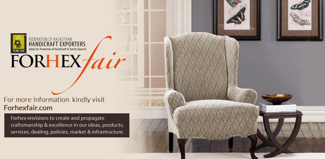 Forhex Fair 2019 Jaipur