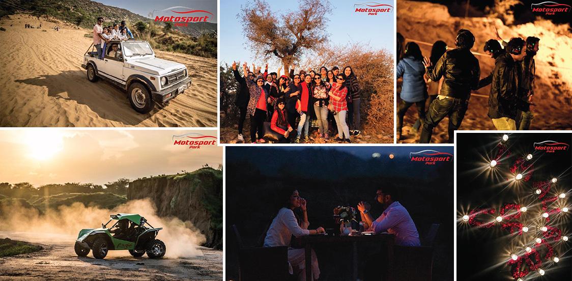 adventure in jaipur