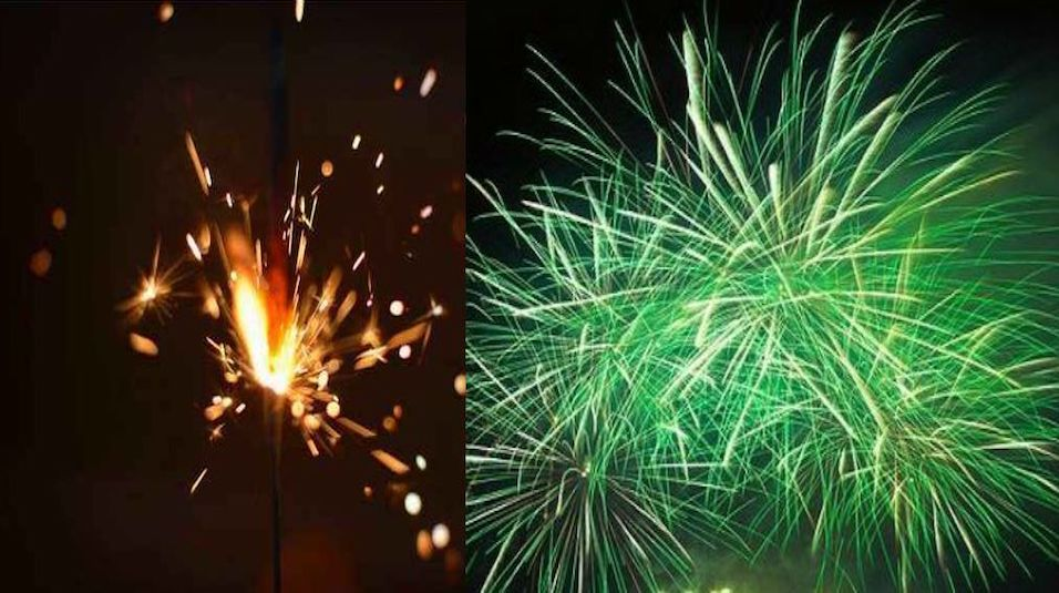 use green crackers on diwali 2019