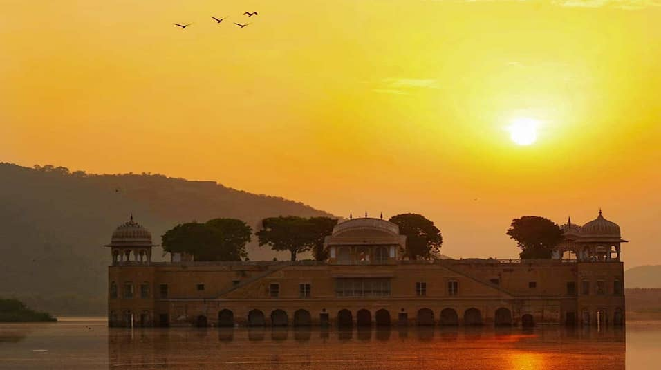 best sunset point in jaipur