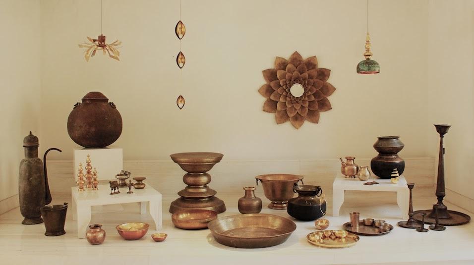 metal crafts of jaipur