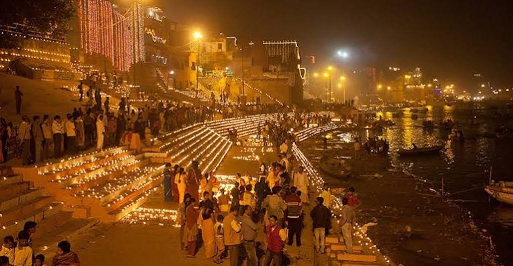 diwali celebration in india