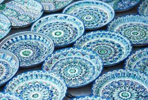 Jaipur Blue pottery