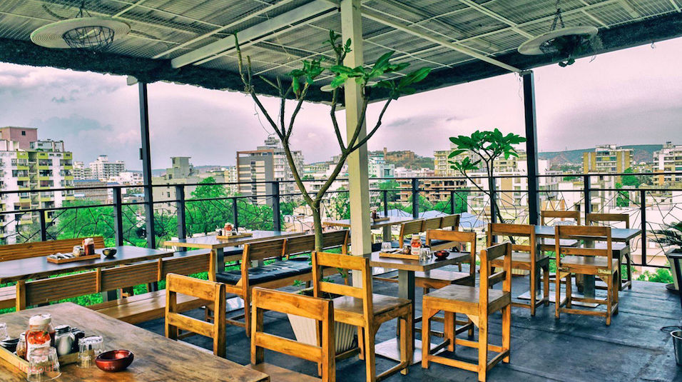 rooftop restaurants sealed in jaipur