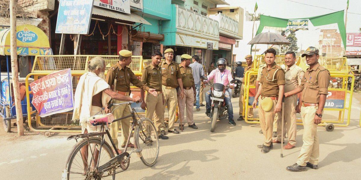 security tightened ayodhya verdict