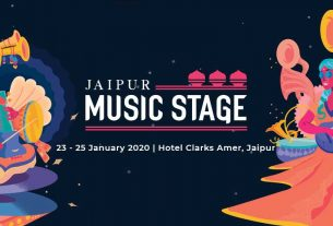 Jaipur Music Stage