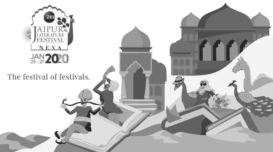 Jaipur Literature Festival five