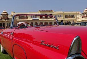 Vintage Car Exhibition Jaipur 2020