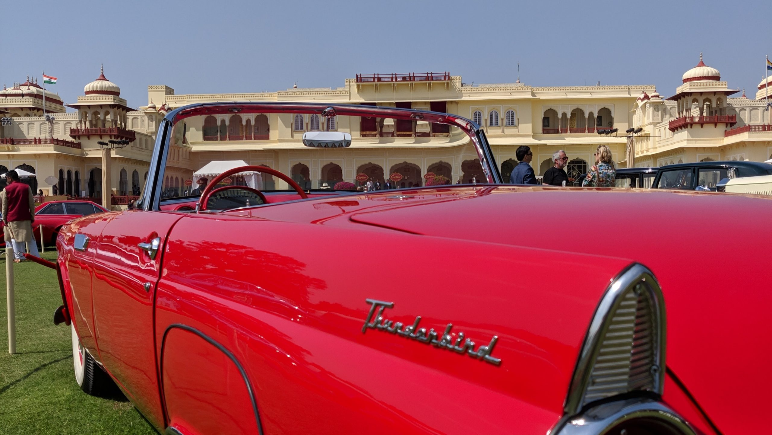 Vintage Car Exhibition Jaipur 2020