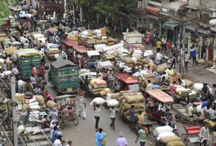 Anti encroachment drive to operate in the walled city from Jan 2020