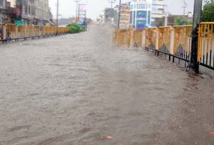 Jaipur Heavy Rain