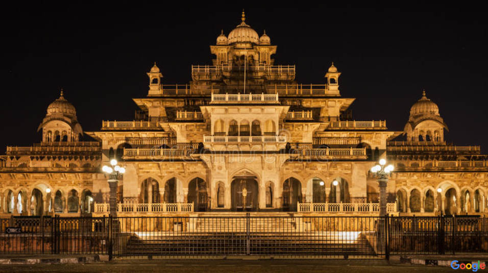 albert hall jaipur