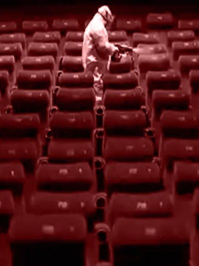 Jaipur cinema halls, theatres and multiplexes to open from Thursday. The center announced the guidelines allowing 50% of the seating.