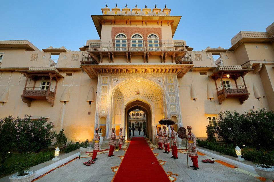 Hotel Chomu Palace Jaipur